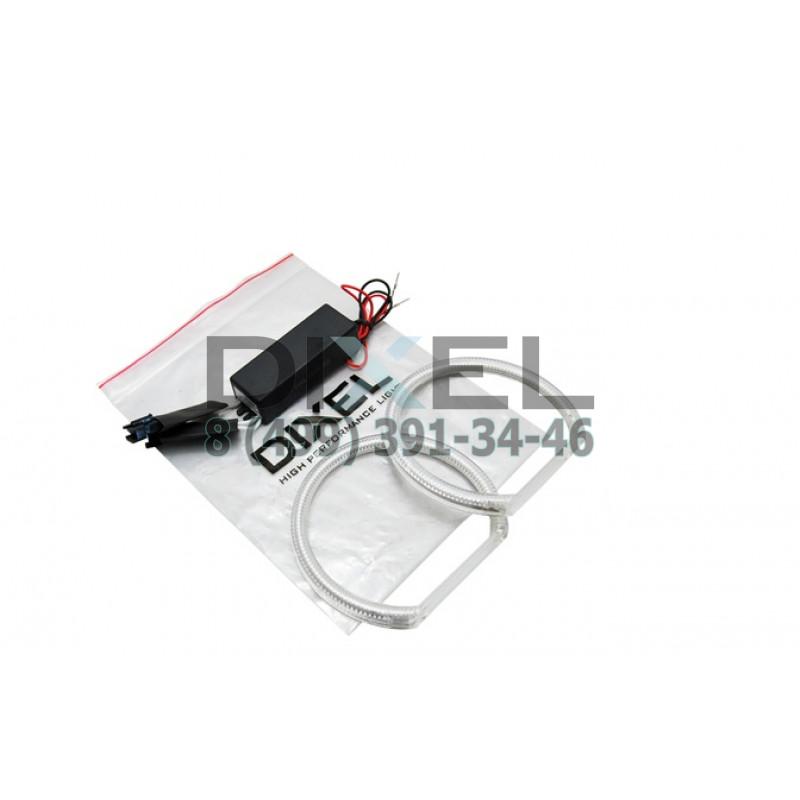 Ангельские Глазки DXL CCFL Поло-Кольцо D-103.5 mm белые (2 шт.)