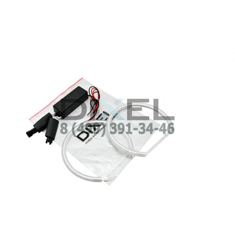 Ангельские Глазки DXL CCFL Поло-Кольцо D-124mm белые (2 шт.)