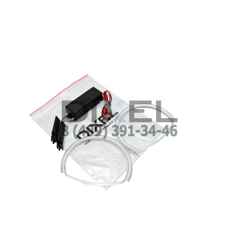 Ангельские Глазки DXL CCFL Поло-Кольцо D-112mm белые (2 шт.)