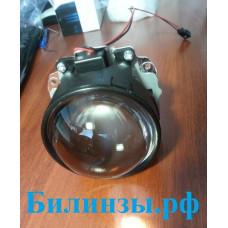 """Комплект биксеноновых линз MORIMOTO MINI H1 G5 2.5"""" с Ангельскими Глазками CCFL"""