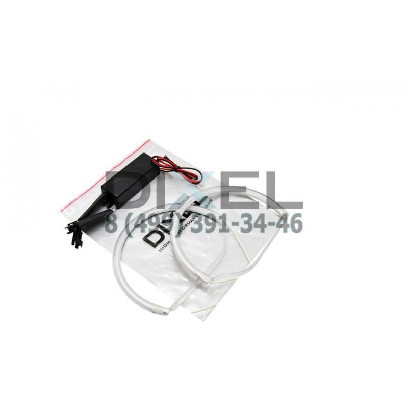 Ангельские Глазки DXL CCFL Поло-Кольцо D-135mm белые (2 шт.)