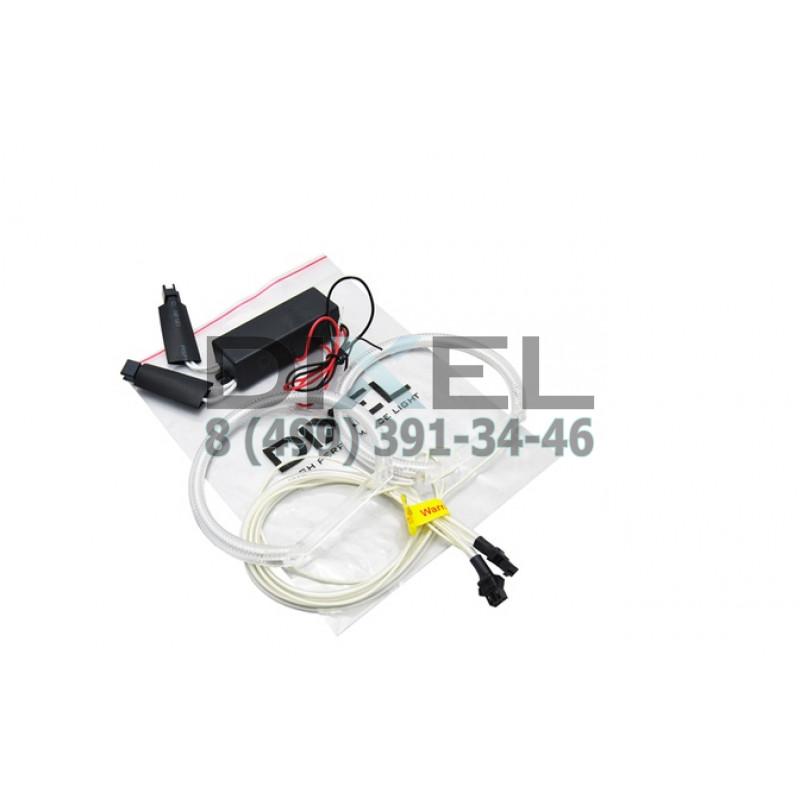 Ангельские Глазки DXL CCFL Поло-Кольцо D-106mm белые (2 шт.)