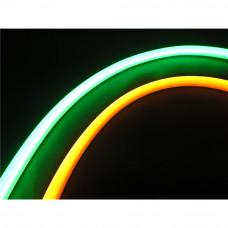 DXL Flexible гибкие светодиодные ленты - 45 СМ. Зелёный/Жёлтый 16W