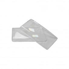 Гладкие стекла фар ВАЗ 2110-12 Киржач (пара)