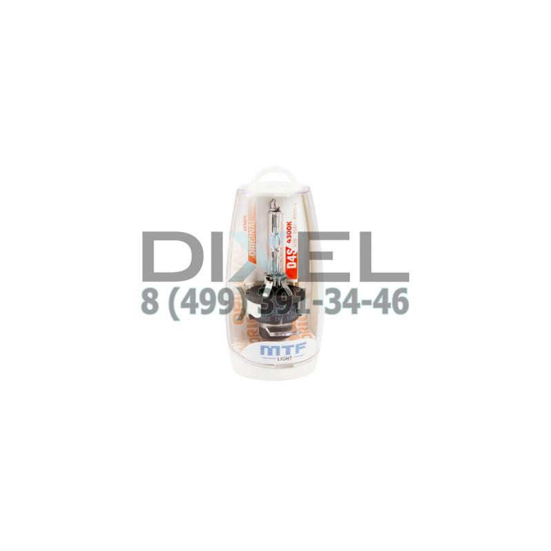 Лампа ксенон МТФ D4S 4300К ORIGINAL
