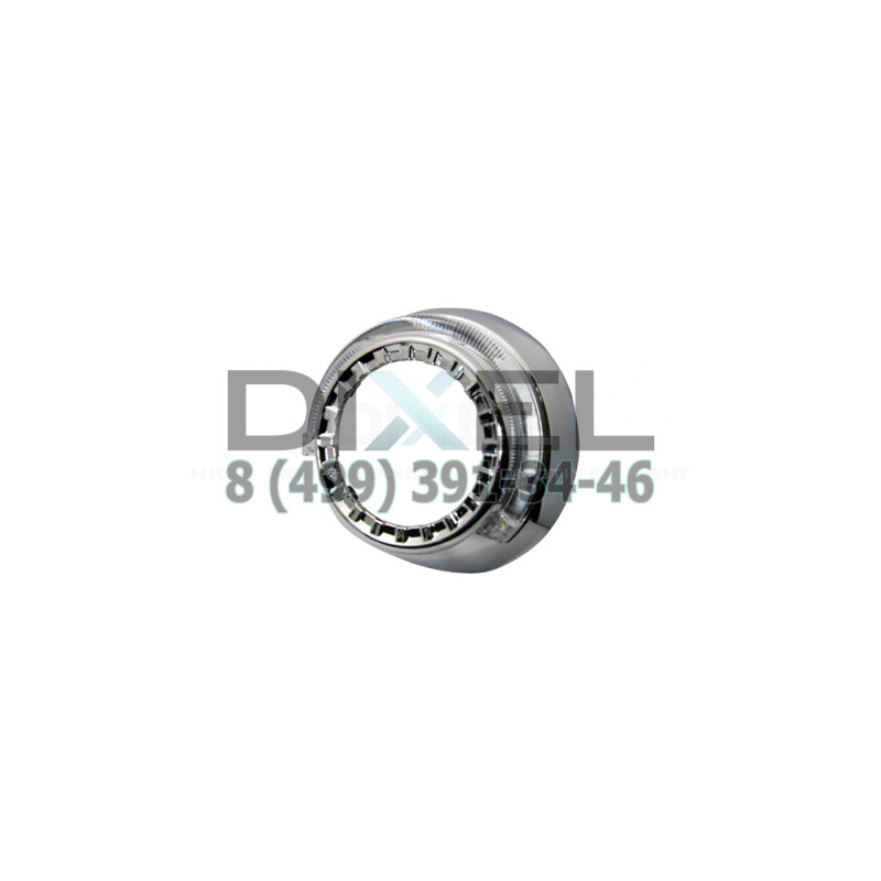 Маска для Линз 3.0 С А/Г. LED (Белый) 2-режима- №358