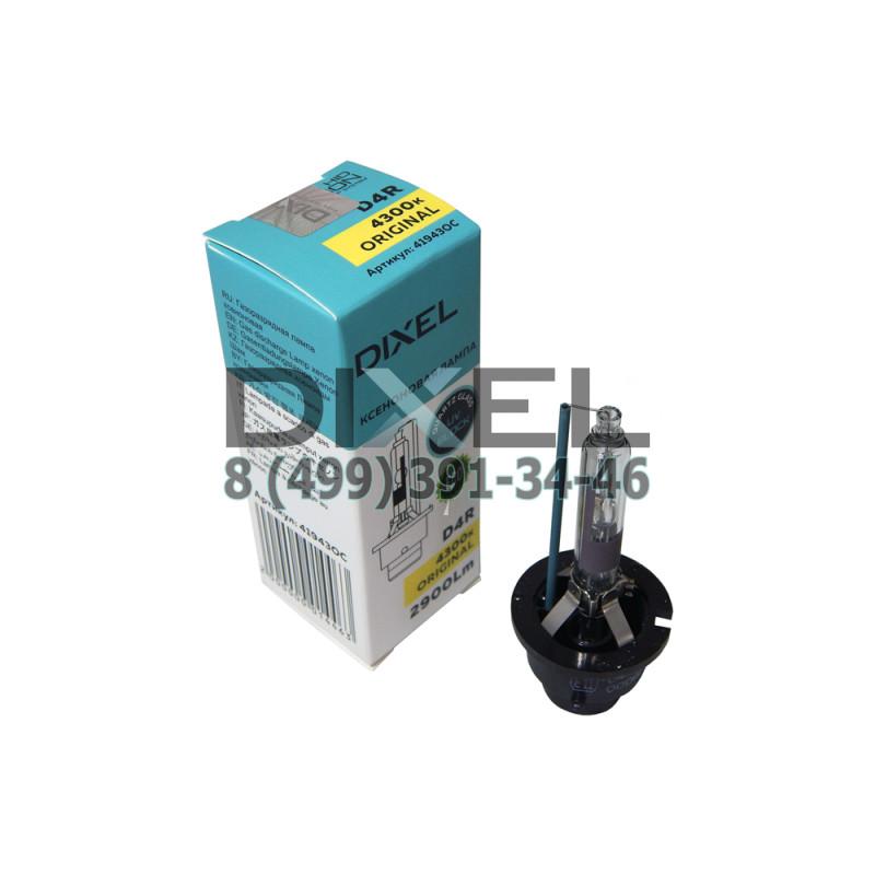 Лампа ксенон DIXEL D4R 4300K OC