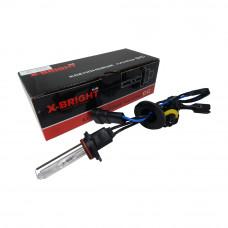 Лампа ксенон X-BRIGHT НB3 4300К с проводом питания DC