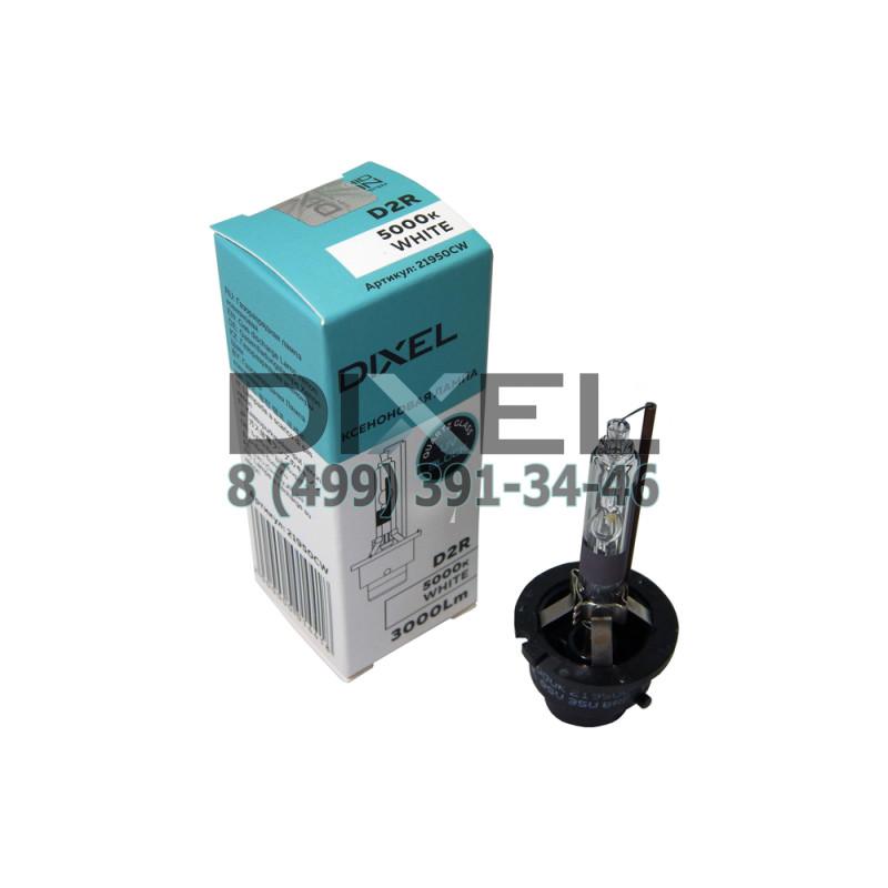 Лампа ксенон DIXEL D2R 5000K CW