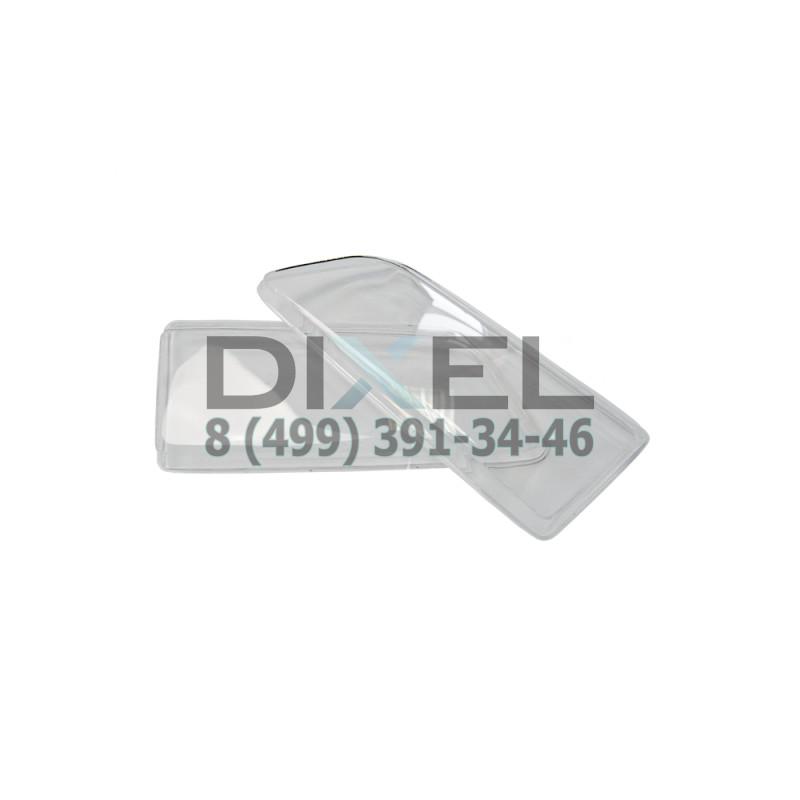 Гладкие стекла фар Peugeot 405 91-96 (пара)