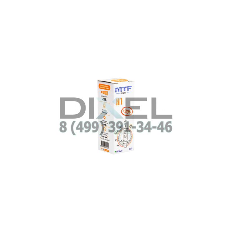 Галогенная лампа MTF H1 12v 55w - Standard +30%