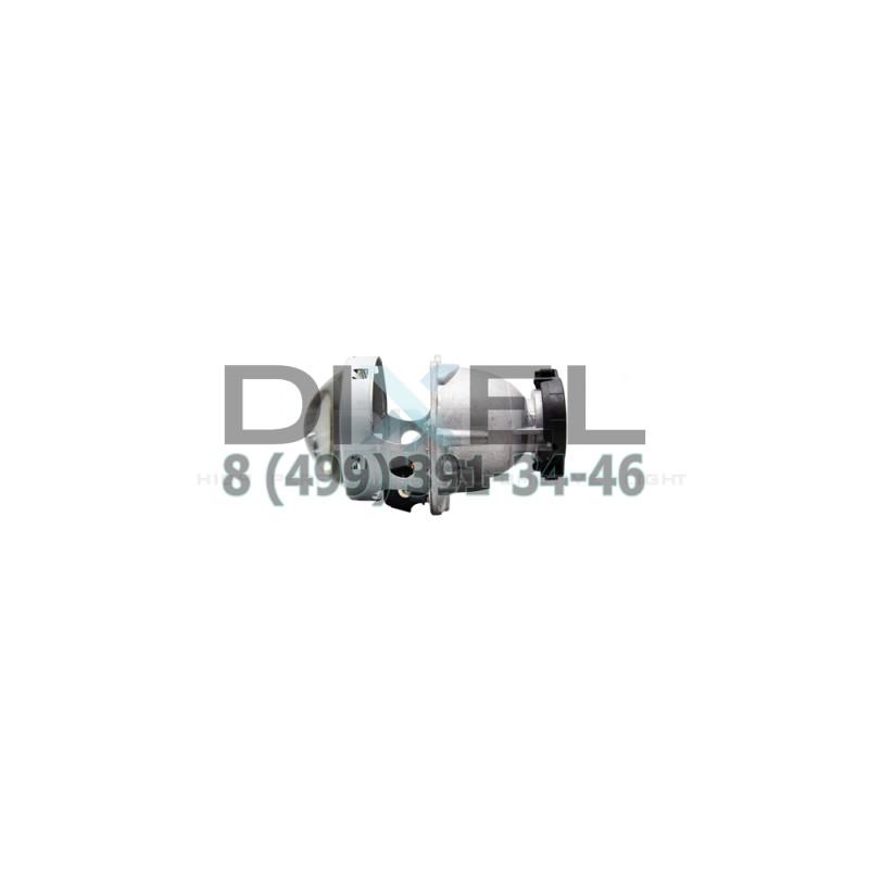 Би-линза Hella 3R (5) с крепежным кольцом под D1/D2/D3/D4 (стекло с шагренью)