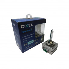 Ксеноновые лампы DIXEL HPL NEW NIGHT D3S 6500K 3000Lm КТ-2 шт.