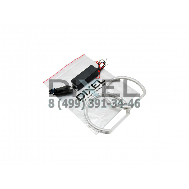 Ангельские Глазки DXL CCFL Поло-Кольцо D-158mm белые (2 шт.)