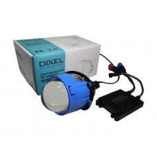 """Светодиодный би-модуль DIXEL mini Bi-LED G6 2.5"""" 5500K"""