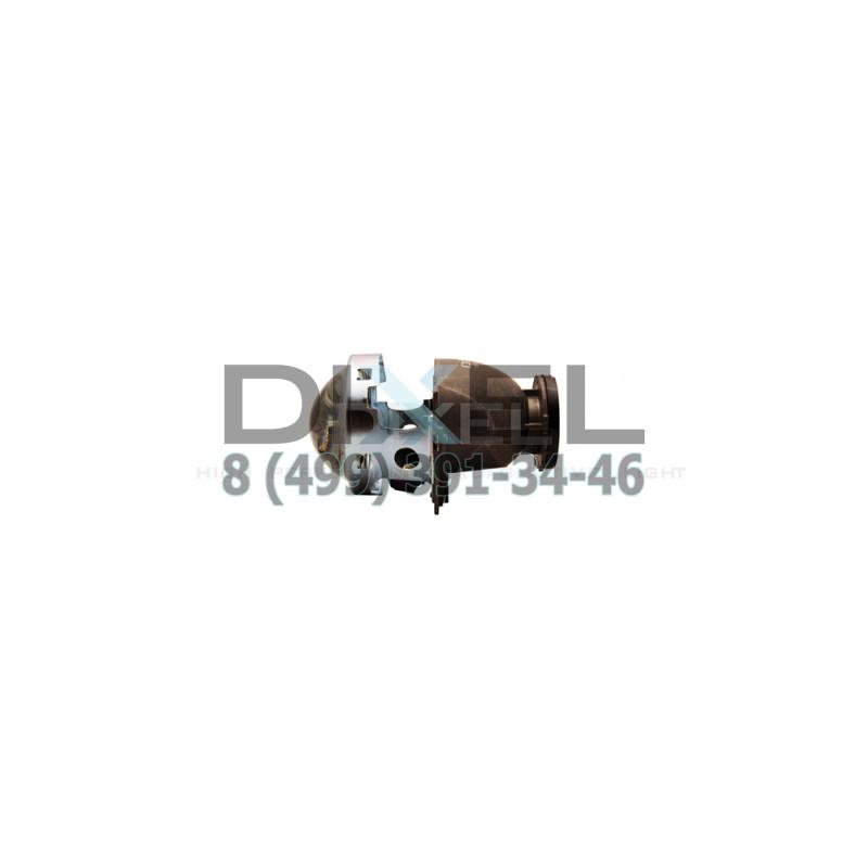 """Би-линза DIXEL Q5 NEW с крепежным кольцом D1/D2 3.0"""" дюйма"""