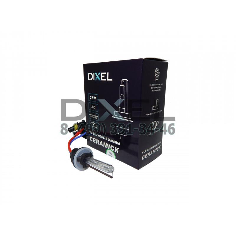 Лампа ксенон DIXEL CN H27 6000k AC
