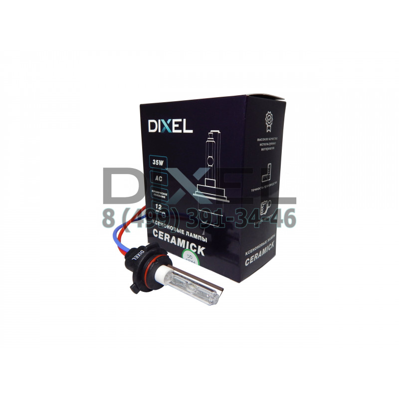 Лампа ксенон DIXEL CN HB4 6000k AC