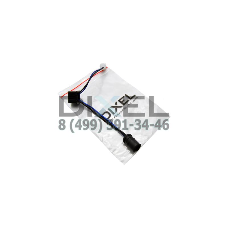 Обманка для светодиодов T10 (резиновый патрон)