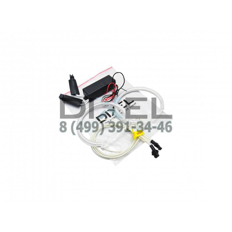 Ангельские Глазки DXL CCFL Поло-Кольцо D-98.7mm белые (2 шт.)