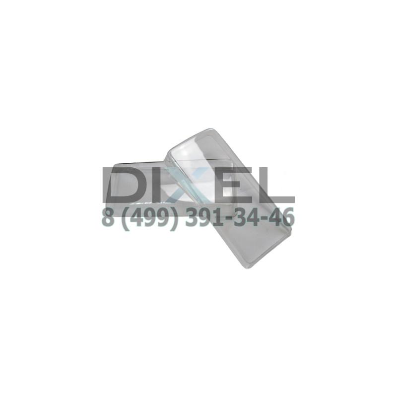 Гладкие стекла фар Volvo FL6 (пара)