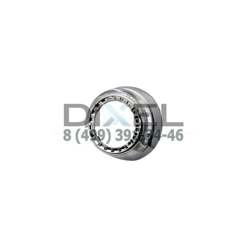 Маска для Линз 3.0 С А/Г. LED (Белый+Желтый) 2-режима- №358