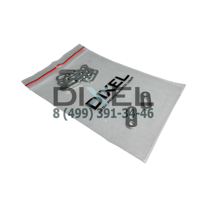 Монтажная пластина для крепежа би-линз 25mm (Упаковка-100 шт.)