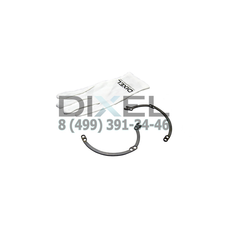 Переходная рамка Ford Focus 3 2011 - н.в. Модуль Hella R (Комплект, 2 шт)