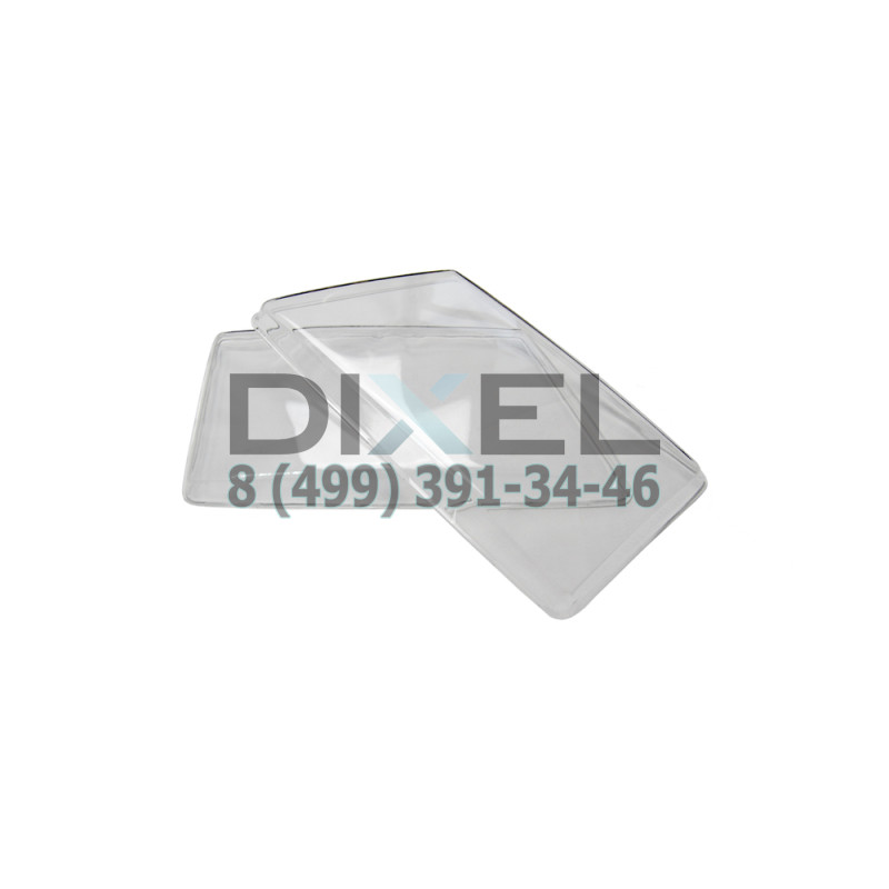 Гладкие стекла фар Mercedes Sprinter 1995-2000 (пара)