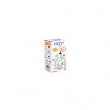 Галогенная лампа MTF H16 12v 19w - Standard +30%