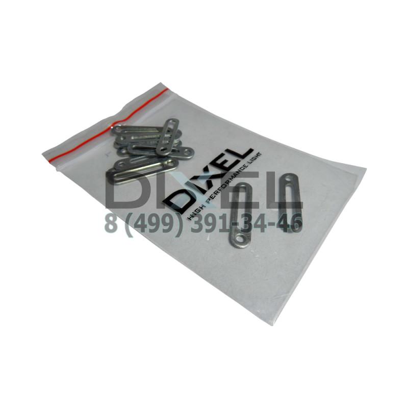 Монтажная пластина для крепежа би-линз 40mm (Упаковка-100 шт.)