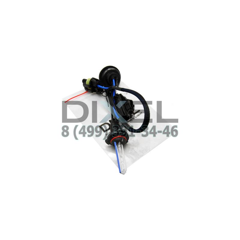 Лампа ксенон PH Н10 8000К с проводом питания AC