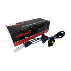 Лампа ксенон X-BRIGHT Н3 4300К с проводом питания DC