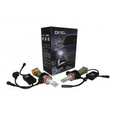 Светодиодная Лампа DIXEL G6 H11 - 5000 K. 7-32 V Световой поток 2900Lm (Комп. 2 шт.)