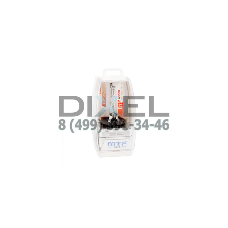 Лампа ксенон МТФ D1S 4300K ORIGINAL