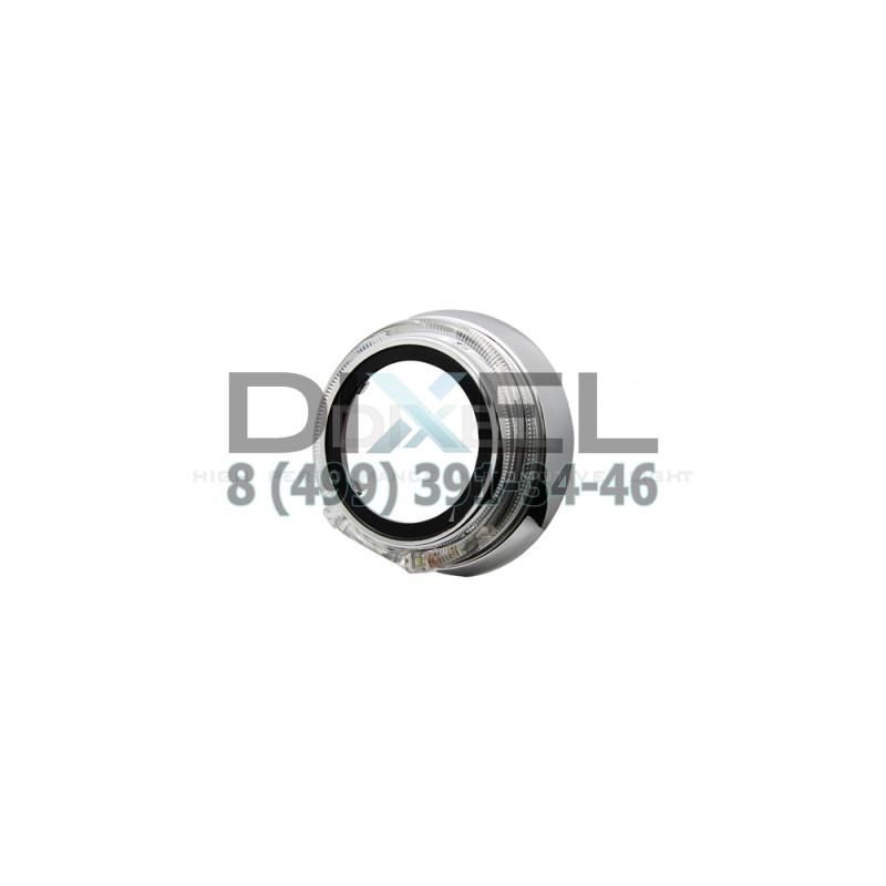 Маска для Линз 3.0 С А/Г. LED (Белый) 2-режима- №350