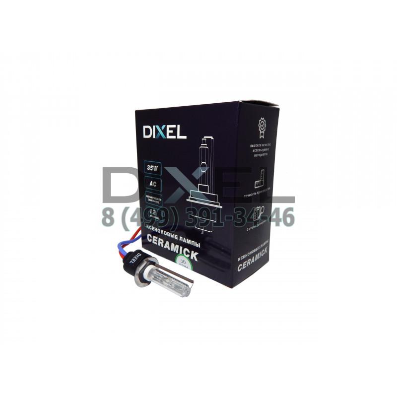 Лампа ксенон DIXEL CN H3 6000k AC