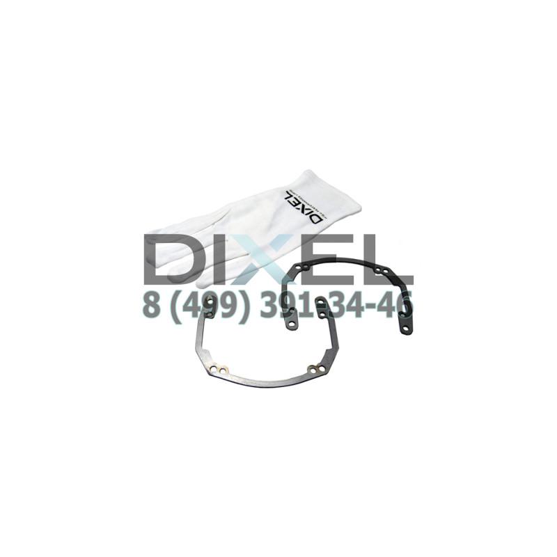 Переходная рамка c Bosch AL 3/3R для установки модулей Hella 3 / Hella 3R (Комплект, 2 шт)