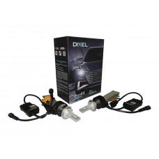 Светодиодная Лампа DIXEL G6 H7 - 5000 K. 7-32 V Световой поток 2900Lm (Комп. 2 шт.)