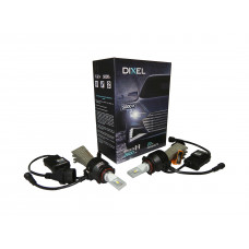 Светодиодная Лампа DIXEL G6 HB3 (9005) - 5000 K. 7-32V Световой поток 2900Lm (Комп. 2 шт.)