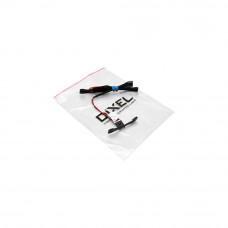 Подсветка для линз ( DEVIL eyes) Blue (Синий) 12V Комплект 2-шт.