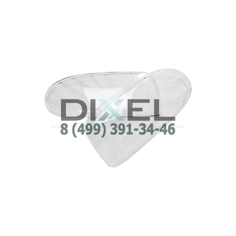 Гладкие стекла фар Volkswagen GOLF MK3 (пара)