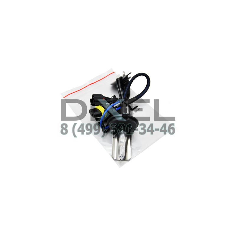 Лампа ксенон PH Н4 8000К с проводом питания AC