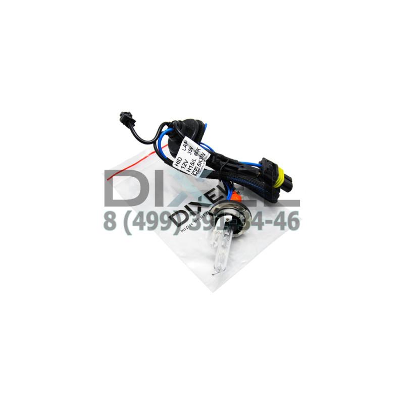 Лампа ксенон PH Н15 5000К + галоген с проводом питания AC