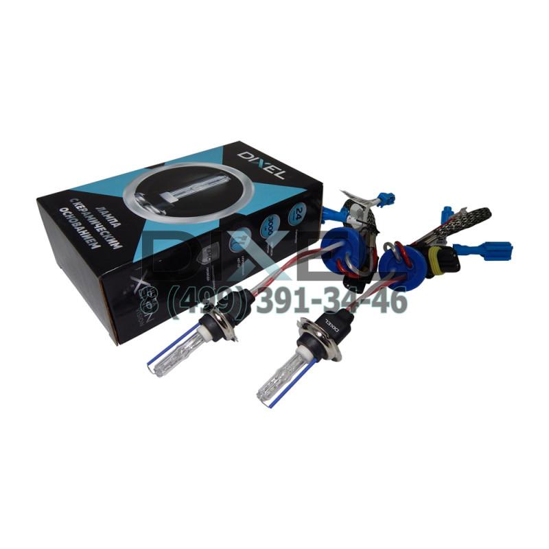 Лампа ксенон DIXEL UXV CERAMICK +30%; H7 4300K AC