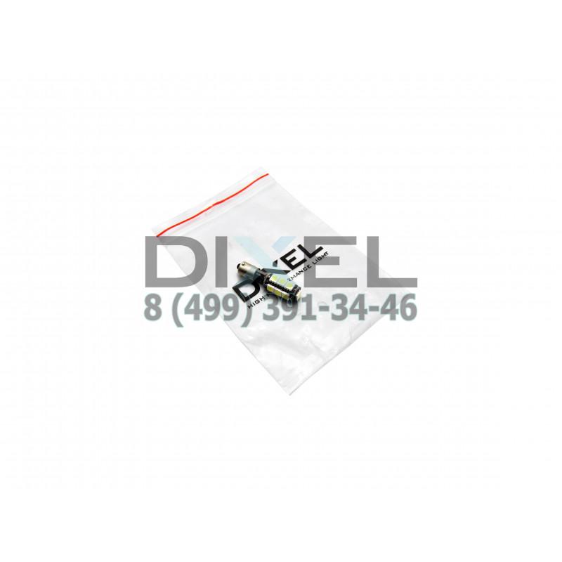 Лампа светодиодная PREMIUM DXL-BAX9S-T8-13 SMD(5050) CANBUS (5000К) 12V
