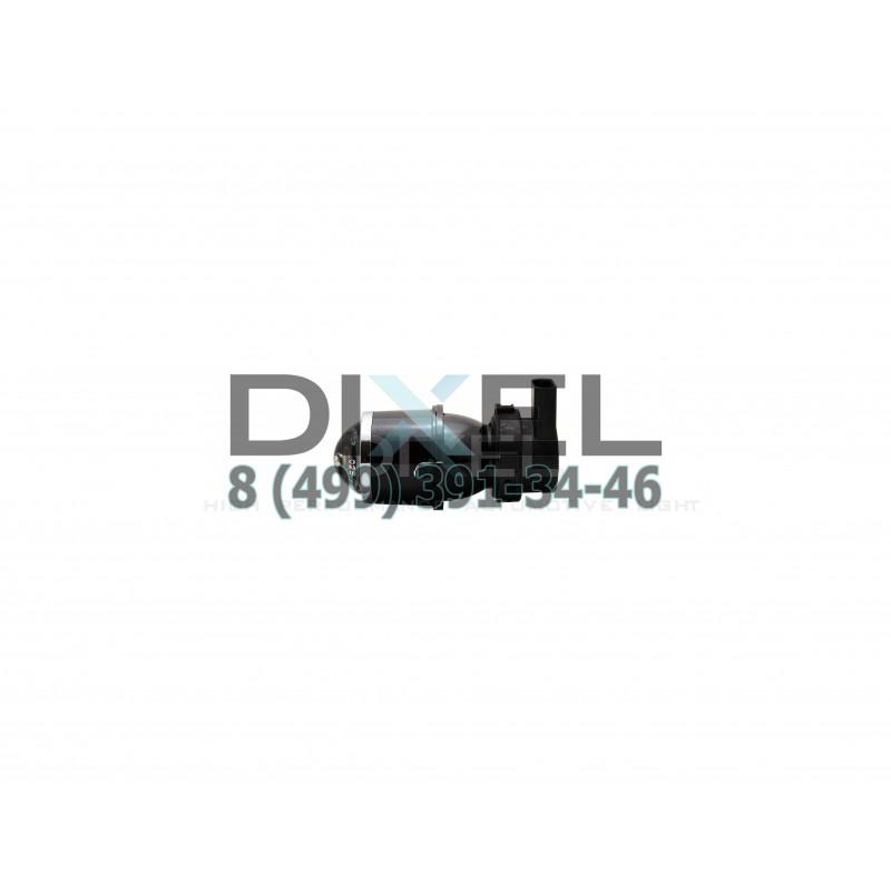 Линзы DIXEL G4 H3 с Ангельскими глазками в противотуманные фары (Комплект 2 шт)