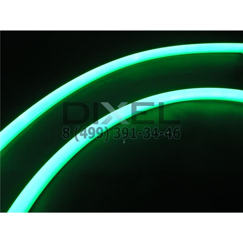 DXL Flexible гибкие светодиодные ленты - 60 СМ. Зеленый 7W