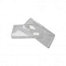 Гладкие стекла фар ВАЗ 2104/2105/2107 (пара)