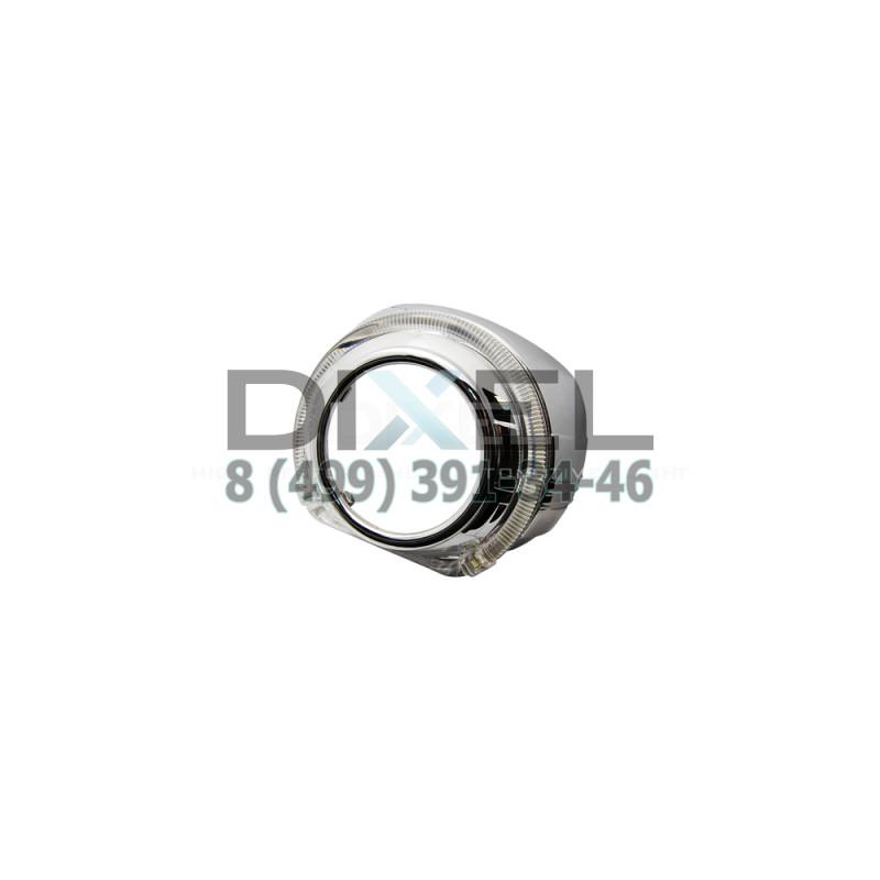 Маска для Линз 3.0 С А/Г. LED (Белый) 2-режима- №352